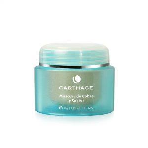 Carthage Máscara de Cobre y Caviar x50