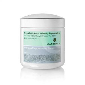 Crema Antienvejecimiento y Regeneradora x250g